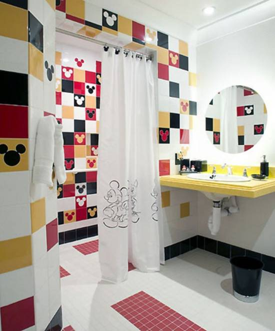 Inspirational Bathroom Tiling Ideas