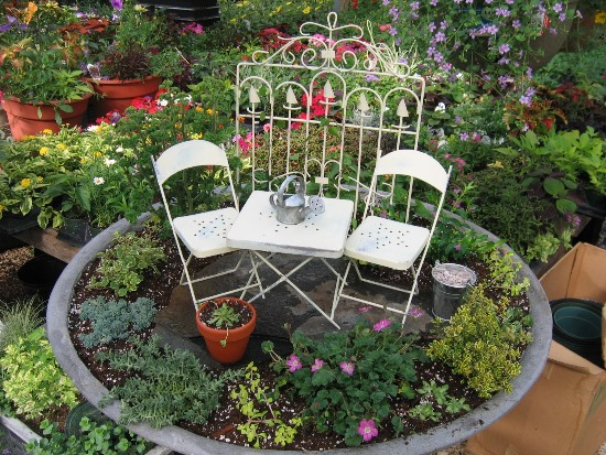 Miniature Garden Ideas 12 marvelous miniature garden decorating ideas Miniature Garden Decor Ideas
