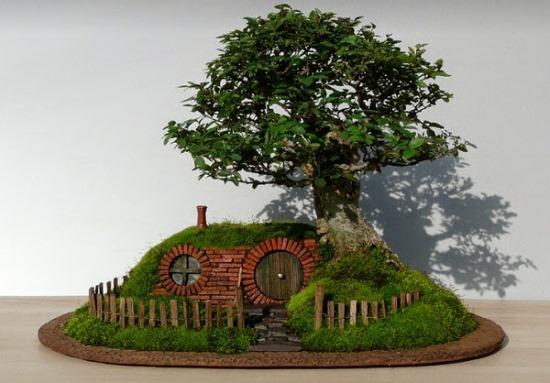 Home Design Ideas Decorating Gardening: 45 Miniature Garden Decorations