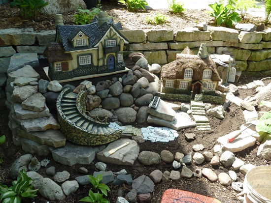Miniature garden decor ideas