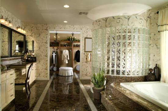 Nice Bathroom Tiling Ideas