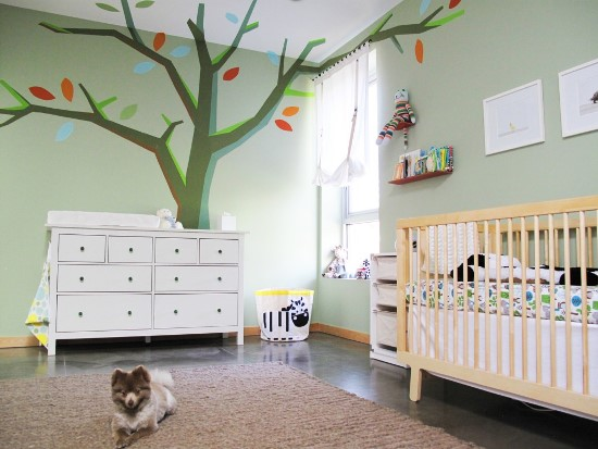 7 Inspiring Kid Room Color Options For Your Little Ones: 50 Creative Baby Nursery Rugs Ideas