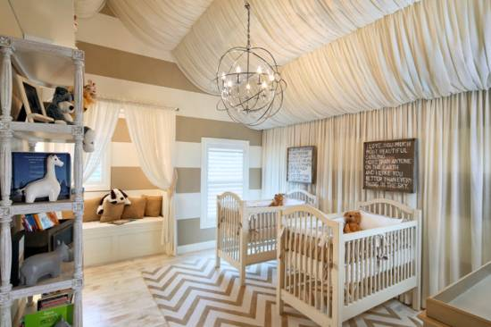 Stylish Nurseries