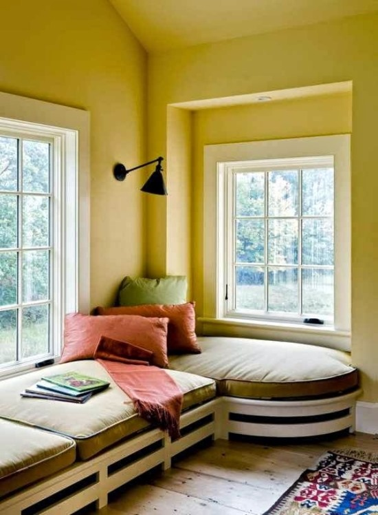 Window seat designs. 60 Window Seat Ideas For Your Home   Ultimate Home Ideas