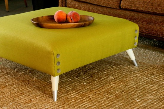 DIY ottoman ideas