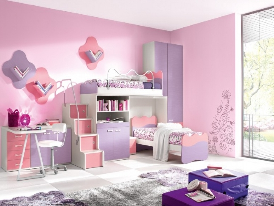 Twin girls bedroom ideas. 51 Stunning Twin Girl Bedroom Ideas   Ultimate Home Ideas