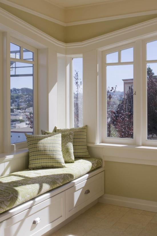 Amazing Window Seating Ideas Part - 12: Window Seat Ideas