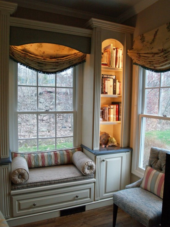 Window seat designs