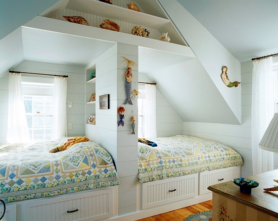 teenage girls bedroom ideas - Creative Girls Rooms