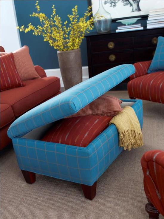 50 Creative DIY Ottoman Ideas Ultimate Home
