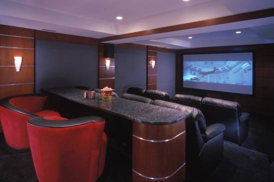 home theater designs pictures - Home Theatre Design