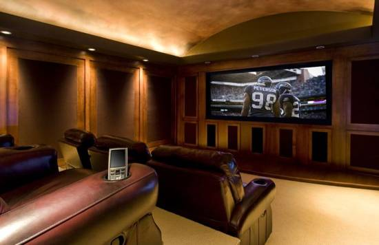 20 Home Theater Design Ideas | Ultimate Home Ideas