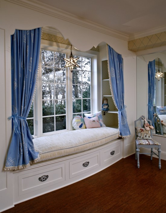 Elegant Window seat ideas