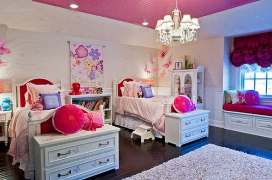 51 stunning twin girl bedroom ideas | ultimate home ideas