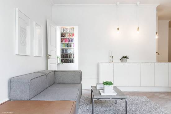 Scandinavian Apartment Designs