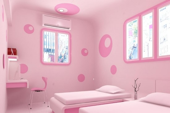 51 Stunning Twin Girl Bedroom Ideas Ultimate Home Ideas: simple teenage girl room ideas