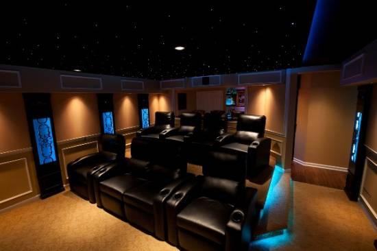 Home Theater Design Ideas Diy: 20 Home Theater Design Ideas