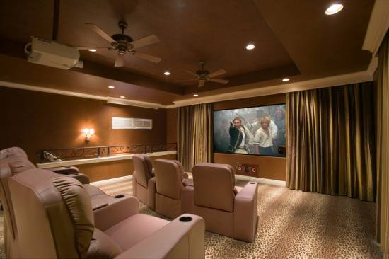 Home Theater Designs Pictures