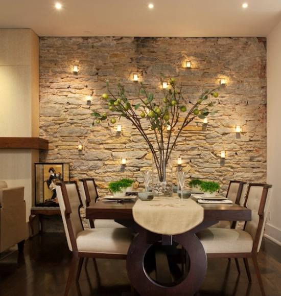 15 dining room wall decor ideas ultimate home ideas for Wall hanging ideas for dining room