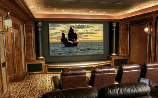 Beau Home Theater Designs