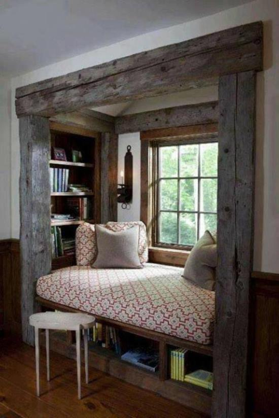 Window seat ideas