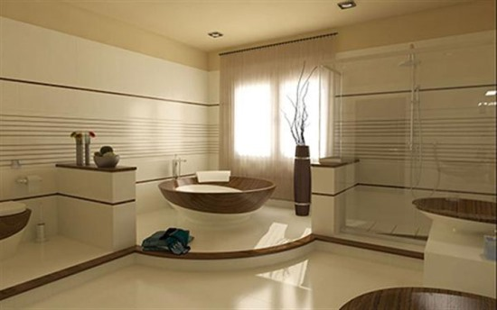 Elegant Bathroom decor ideas