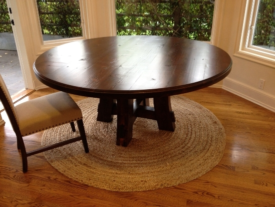 Best Round dining table designs