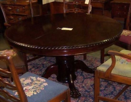 Fresh Round dining table designs