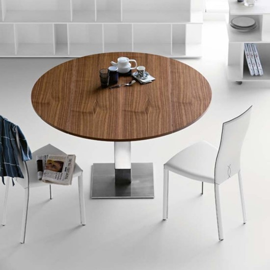 50 Round Dining Table Design Ideas