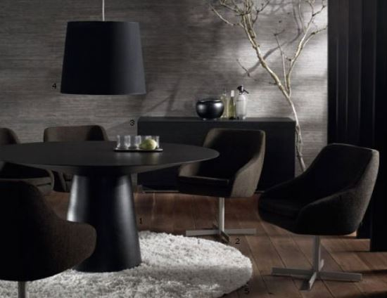 Vintage Round dining table designs