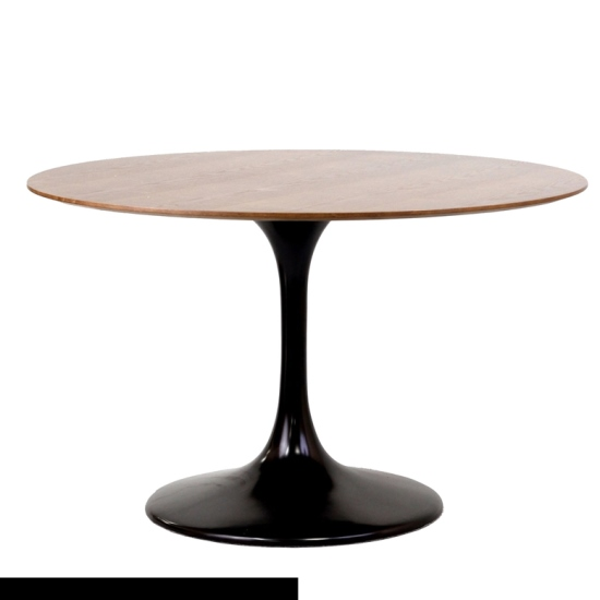 50 Modern Round Dining Table Design Ideas