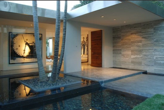 Indoor Water Feature Houzz