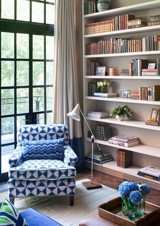 Reading Room Design Ideas: 45 Smart Corner Decoration Ideas For Your Home