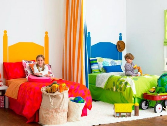 Kids Bedroom Headboard 45 creative headboard design ideas for kids room