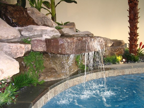 Indoor Water Features
