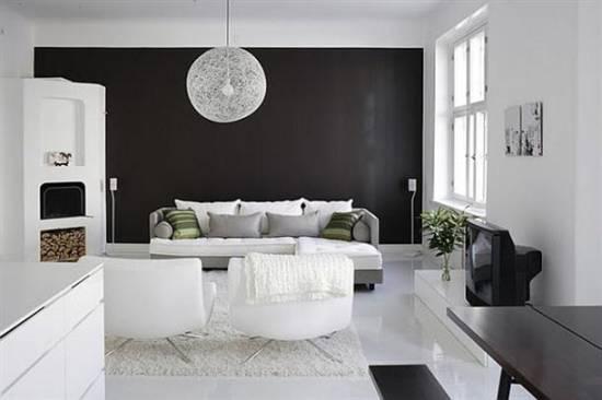 21 black wall living room ideas ultimate home ideas