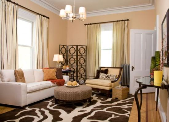 decorating ideas for living room corners