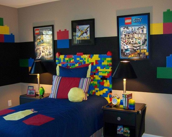 Headboard ideas for kids room