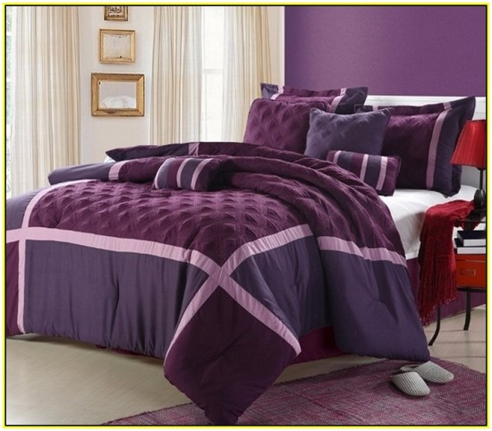 astounding luxury purple bedroom idea | 50 Purple Bedroom Ideas For Teenage Girls | Ultimate Home ...