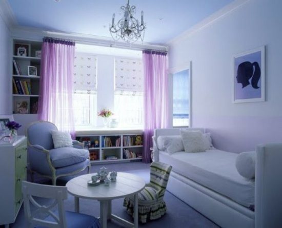 Girls Bedroom Purple And Blue 50 purple bedroom ideas for teenage girls | ultimate home ideas
