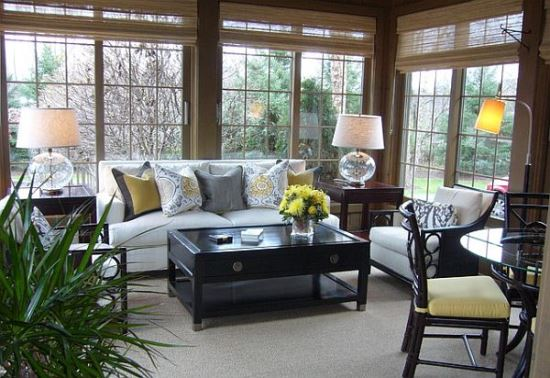 Sunroom Ideas Designs sunroom decorating and design ideas Sunroom Ideas