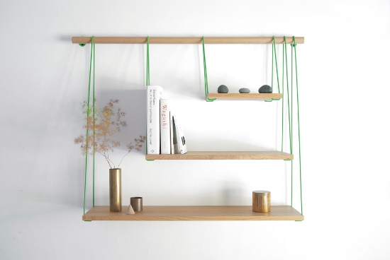 50 awesome diy wall shelves for your home ultimate home - Ikea portaspezie ...