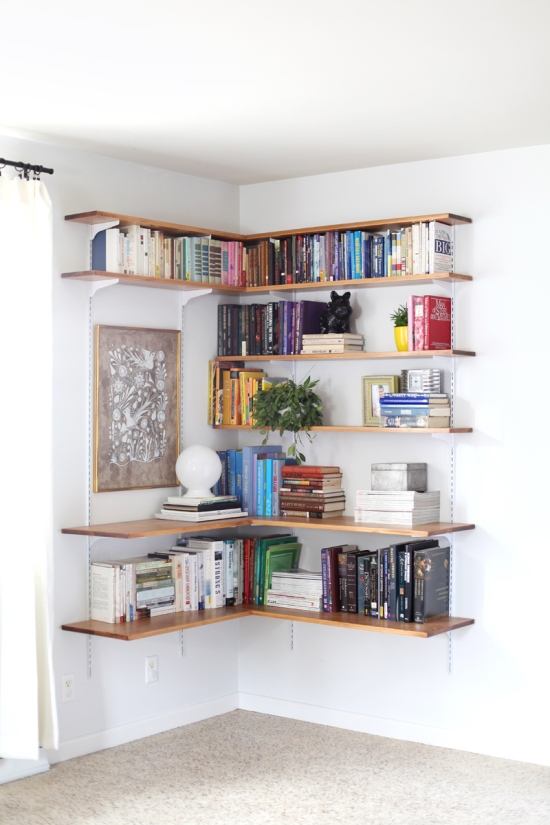 50 awesome diy wall shelves for your home ultimate home for House shelves designs