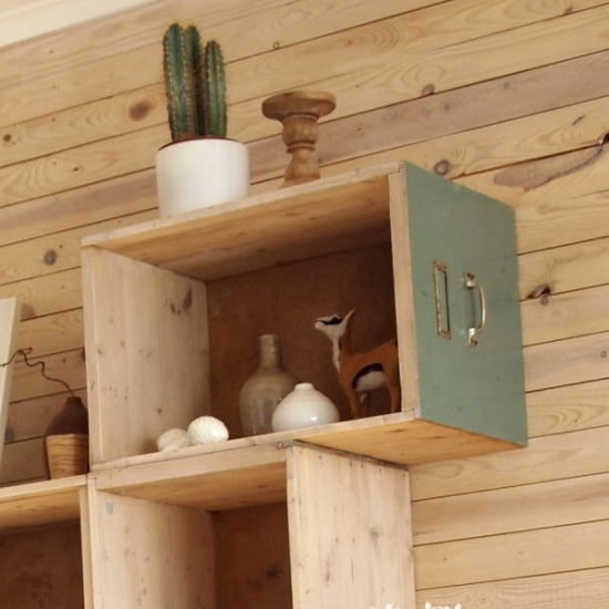 DIY wall shelf ideas - 50 Awesome DIY Wall Shelves For Your Home Ultimate Home Ideas
