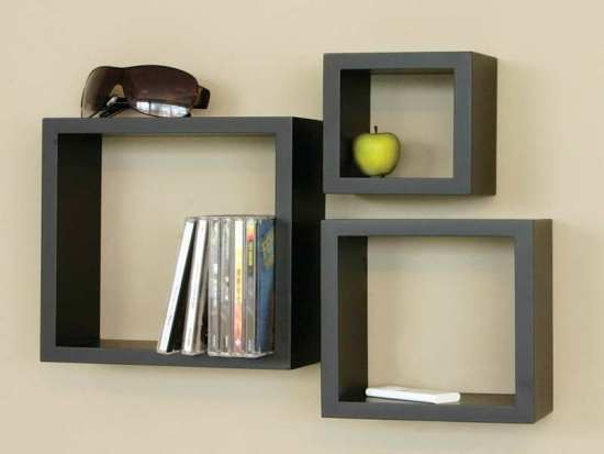Wall Shelf Decor 50 awesome diy wall shelves for your home | ultimate home ideas