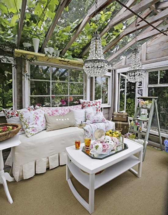 Wonderful Sunroom Design Ideas