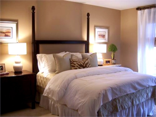 45 guest bedroom ideas small guest room decor ideas for Cozy bedroom ideas photos