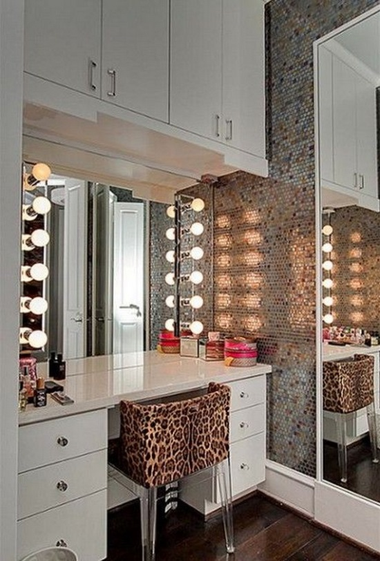 Makeup Dressing Vanity ~ Makeup vanity table ideas ultimate home