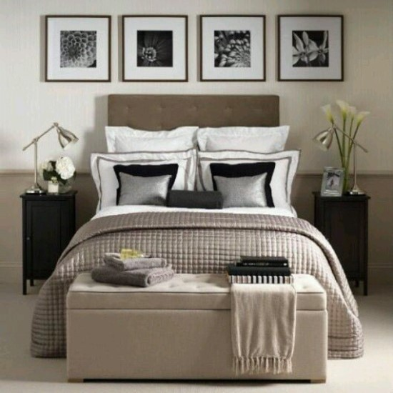 Bedroom Decorating Ideas: Small Guest Room Decor Ideas