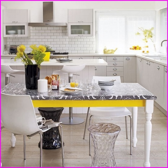 50 beautiful kitchen table ideas ultimate home ideas for Kitchen table ideas